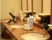 【写真】アメニティグッズ | 湯河原温泉旅館おんやど惠の露天風呂・大浴場